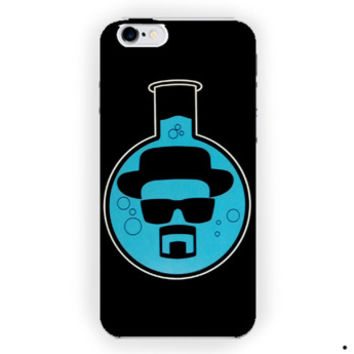 Breaking Bad Heisenberg Beaker  For iPhone 6 / 6 Plus Case