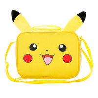 Pokemon Pikachu With Ears Lunch Box