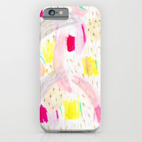 abstract 001 iPhone & iPod Case by Sandra Arduini