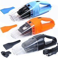 Cars Dry-wet Dual Purpose 3-pcs Vacuum Cleaners [7788634247]