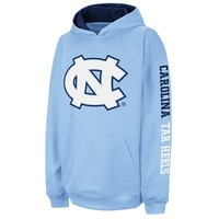 North Carolina Tar Heels (UNC) Youth Swift Pullover Hoodie Sweatshirt - Carolina Blue