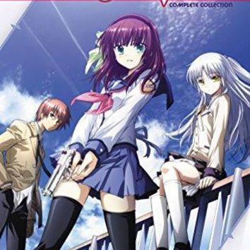 Blake Shepard & Emily Neves & Steven Foster-Angel Beats! Complete Collection