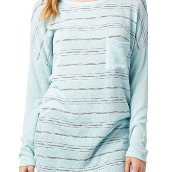 Spring Striped Tunic