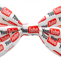 Video Maker Hair Bow