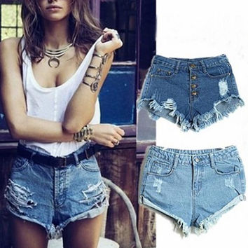 Denim Women Sexy Summer Shorts
