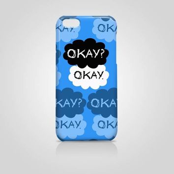 Okay Okay 5SOS Cases for iPhone 4/4s iPhone 5/5s iPhone 5c iPhone 6/6plus 3D Hardshell