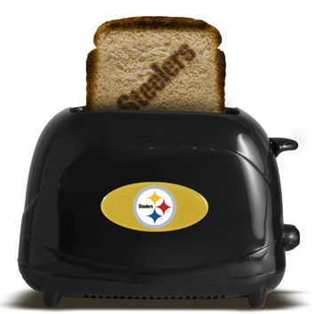 Pittsburgh Steelers Toaster - Black