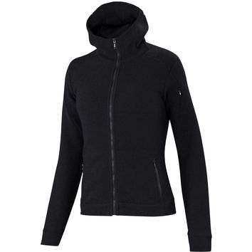 Ibex Boucle Hooded Jacket - Women's