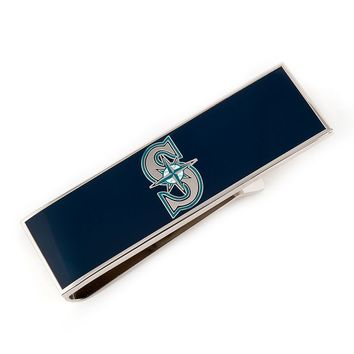 Seattle Mariners Money Clip (Silver)