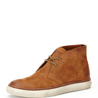 Gates Leather Chukka Boot, Brown - Frye