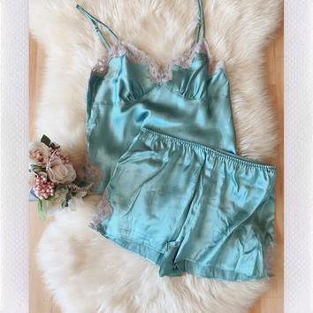 CELESTE SET- BLUE from shopoceansoul