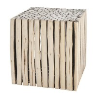 Rivage End Table - Ottomans and stools - Maisons du Monde