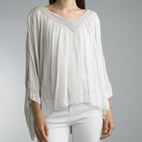 Perra Lace Top