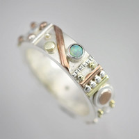 Totem Mother Ring (Made to Order)