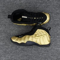 Best Deal Online Nike Air Foamposite Pro One Metallic Gold 624041-701