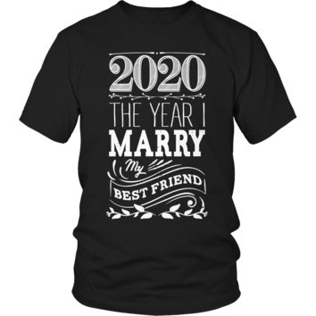Limited Edition - 2020 the year i marry my best friend