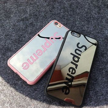 Luxury cool Sliver Mirror Case