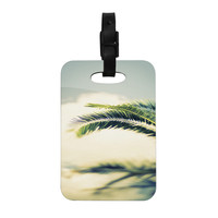 "Ann Barnes ""Summer Breeze"" Nature Photography Decorative Luggage Tag"