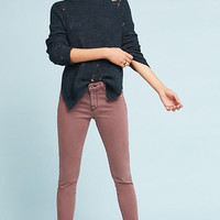 AG The Abbey Mid-Rise Skinny Jeans