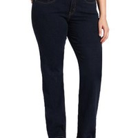 Levi`s 512 Women`s Plus Perfectly Shaping Straight Leg Jean $36.99