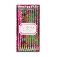 Lilly Pulitzer Assorted Pencils