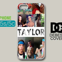 Taylor Caniff Collage Magcon for iPhone Cases | iPhone 4/4s, iPhone 5/5s/5c, iPhone 6/6plus/6s/6s plus