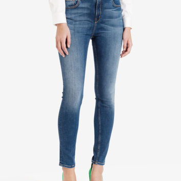 High waisted jeans - Mid Wash | Denim | Ted Baker