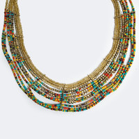 Culture Shock Necklace