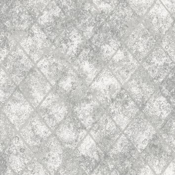 Brewster Wallpaper 2701-22326 Mercury Glass Silver Distressed Metallic