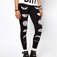 Actual Pain Lunatic Leggings at asos.com