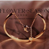 Women's Love Bracelet Fashion Jewelry