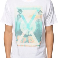 Empyre Trapped In Paradise White T-Shirt