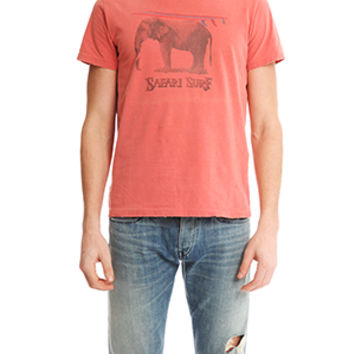 Remi Relief Safari Surf Elephant Tee