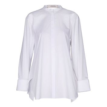 Cool Touch Button Up Blouse