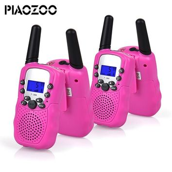 Kids visual walkie talkie interactive toys for children boy 2 year old electronic games for children mini electronics gadget P20