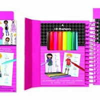 Fashion Angels - Fashion Design Mini Sketch Book
