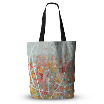 "Iris Lehnhardt ""Joy"" Splatter Paint Everything Tote Bag"