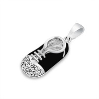 Bling Jewelry Baby Soccer Shoe