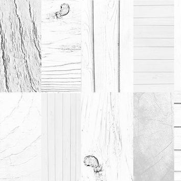 white wood texture, white wood digital paper, wooden rustic background, white retro texture, wooden digital paper pack, white rustic wood