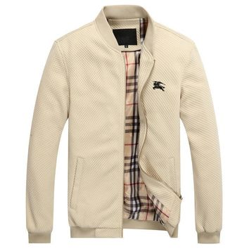 Burberry Cardigan Jacket Coat-8