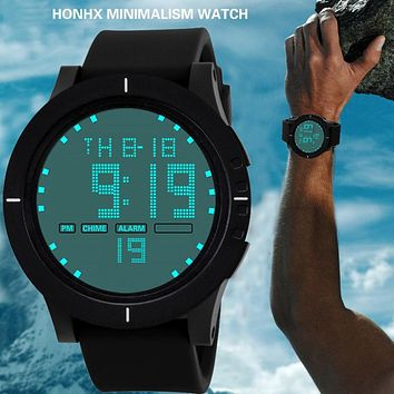 Affordable Mens Digital LED Sport Watch