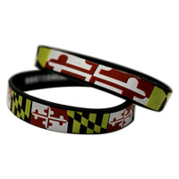 Maryland Pride / Bracelet *BUNDLE*