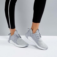 Reebok Training Guresu Sneakers In Gray at asos.com
