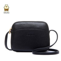 Beibaobao 2017 Hot Crossbody Bags For Women Casual Mini Candy Color Messenger Bag For Girls Flap Pu Leather Shoulder Bags