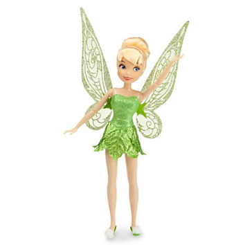 "Disney Tinker Bell Fairies My Wings Flutter 10"" Classic Doll"