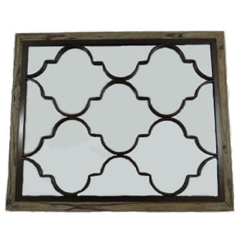 Decorative Square Mirror
