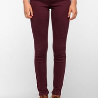 Urban Outfitters - Levi's Demi Curve High-Rise Skinny Jean - Wine