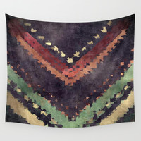 Lavender Wall Tapestry by Munich
