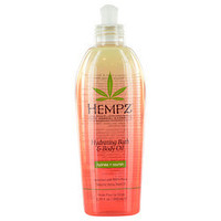 Hempz Hydrating Bath & Body Oil 6.76 Oz