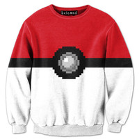 POKEBALL SWEATER